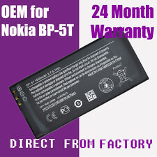 Replacement Battery for Nokia BP-5T BP5T Lumia 820 825 - 2 Year Warranty !!!