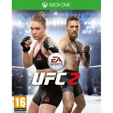 EA Sports UFC 2 Xbox One Game Brand New