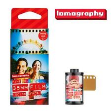 3 Rolls x Lomography LOMO Color Negative 100 ISO 135 35mm Film F3361 -- FRESH !