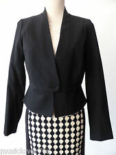 Veronika Maine Jacket Size 10 or US 6  Made in Australia  rrp $349.00