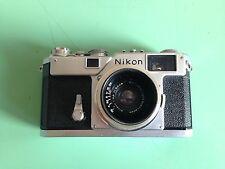 Nikon S3 + Biogon 35mm f/2.8 Rangefinder - Contax Mount