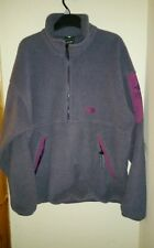 men's the north face fleece jacket. size large