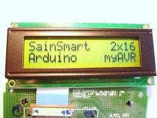 5 Stück LCD Modul Display SainSmart Arduino myAVR C Control 2x16 Licht #10#