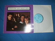 Latin Quarter Amiga 1988 mint DDR with different cover and label