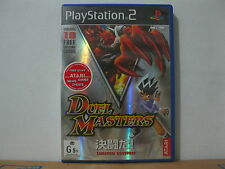 PlayStation 2 Game - Duel Masters (PAL)