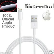 Genuine iPhone 5 5S 5C 6 6+ iPad iPod USB Charger iTune Data Sync Charging Cable