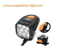 Neu Magicshine MJ 908 Set Fahrradlampe Front+Tail light Remoteswitch 8000 Lumen