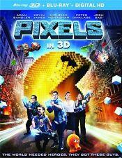 Pixels 3D (Blu-ray 3D)