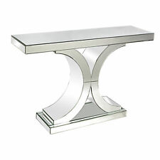 Mirrored Console Table Mirror hall table side table 120cm LARGE