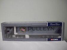 Corgi CC12005 1:50 Scale MAN Fridge Trailer Diecast Model – Pulleyn (MIB)
