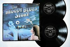 The Moody Blues - The moody Blues Story - 2 x 12 Inch Vinyl Album - LP - GERMANY