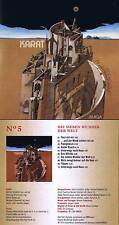 """Karat """"Die sieben Wunder der Welt"""" Von 1984! Digital remastered! Nagelneue CD!"""