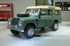 1:43 Scale Model Land Rover Series 2a 3 109 LWB Station Wagon Oxford Cararama