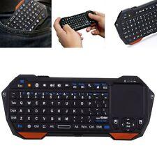 Wireless Mini Bluetooth Tastatur Mit Touchpad Für Windows IOS PC Android PL9800