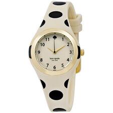 Kate Spade Rumsey Beige Dial Polka Dot Ladies Watch 1YRU0611
