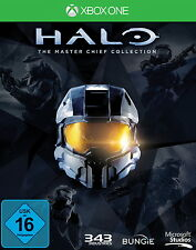 Halo  The Master Chief Collection (Microsoft Xbox One, 2014, DVD-Box) - OVP