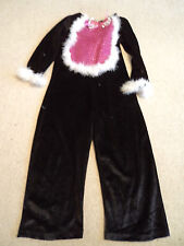 Girls Cat Fancy Dress Costume 5-6 Years
