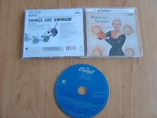 """Peggy Lee """"Things are swingin"""" CAPITOL"""