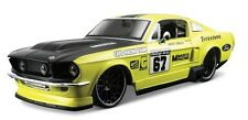 Maisto 1:24 Scale 1967 Ford Mustang GT Custom Shop Model 31094