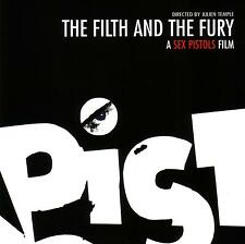 (SOUNDTRACK) THE FILTH & THE FURY - A SEX PISTOLS FILM / VARIOUS ARTISTS - 2 CD