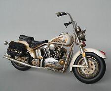 Blechmodell Indian Motorrad 38cm groß Metallmodell Blech Metall Bike Chopper NEU