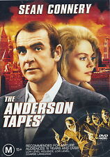 The Anderson Tapes - Action/ Crime/Mystery/ Theiller - NEW DVD