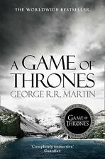 A Game of Thrones (A Song of Ice and Fire, Book 1) by George R. R. Martin PB NEW