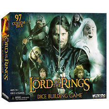 *NEW IN BOX* Lord of The Rings Dice Building Game - Family Board Game Hobbit