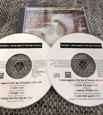 Marillion ‎– Alone Again In The Lap Of Luxury 2 CD UK Limited Edition Set