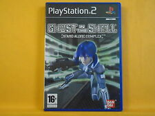 ps2 *GHOST IN THE SHELL* ++ Stand Alone Complex Playstation PAL