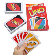 Family Children Friends Recreation Standard 108 Playing Fun Cards Uno Card Game