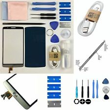GREY Replacement DIGITIZER Genuine TOUCH SCREEN / Glass Repair Kit For LG G3