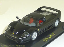 Ferrari Collection 1:43 Ferrari F50 black NEW SCALE MODEL