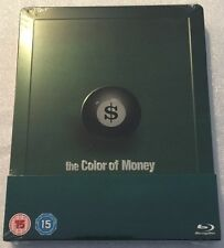 The Color Of Money Steelbook - UK Exclusive Limited Edition Blu-Ray *Region Free