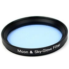 2 inch /50.8 mm Moon Filter Standard 2 inch Filter Thread for Telescope Eyepiece