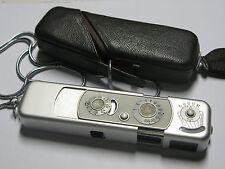 Minox B mit Complan 1 : 3,5 / 15mm, sehr viel Zubehör, sammelwürdig
