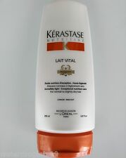 Full Size KERASTASE Lait Vital Conditioner for Slightly Dry Hair 200ml
