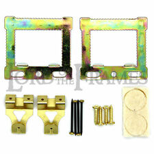 CANVAS / FLOATER / BOX FRAME HANGING KIT + ALL FIXINGS