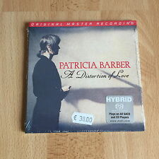 Patricia Barber - A Distortion Of Love MFSL Hybrid Stereo SACD Neu/OVP