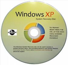 WIN XP 32  Bit System Recovery Software Disc - 2014