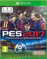 PRO EVOLUTION SOCCER 2017 / PES 17 (XBOX ONE) [NEW GAME]