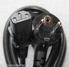 I-Sheng SP-023 IS-14 Stromkabel Kabel Netzkabel 3M EU CE VDE Abgesichert