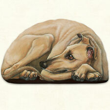 Fiddlers Elbow GREYHOUND Dog Pupper Weight Paperweight Decoration Made in USA