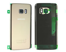Original Samsung Galaxy S7 Edge G935F Akkudeckel Akku Deckel Backcover Gold
