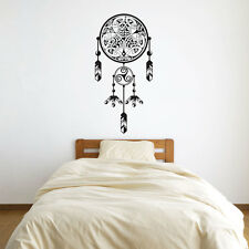 Traditional Celtic Dragon Dreamcatcher Vinyl Wall Art Decal for Home Decor / ...