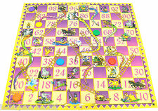 Snakes & Ladders Board Game Snakes And Ladders Childrens Board Games Traditional