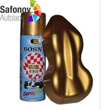BOSNY Bronze Gold metallic glanz Spraydose Lackspray Acryl Spray 400 ml Nr.:352