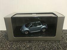 Volkswagen VW New Beetle Cabrio Speed BLue Metallic 1:43 AUTOart