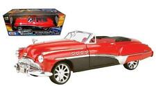 1:18 Diecast 1949 Buick Roadmaster Model Car From MotorMax 79004RB