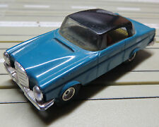 Faller AMS --  Mercedes 300 SE Coupe mit Flachankermotor !